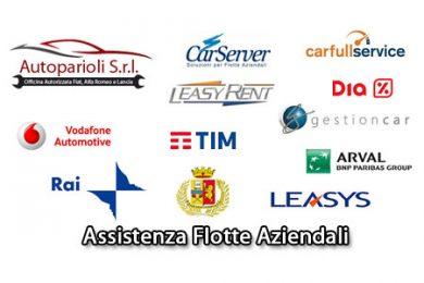 Assistenza flotte aziendali a Roma