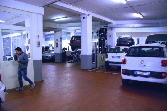 Autoparioli Officina assistenza flotte aziendali Roma