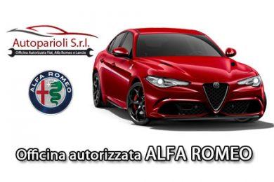 Officina ALFA ROMEO Roma | Centro Assistenza Autorizzato | Tagliando | Revisioni