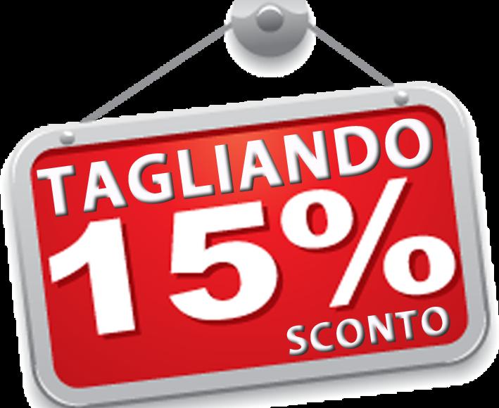 Sconto del 15% | Tagliando | Fiat | Alfa Romeo | Lancia | Roma
