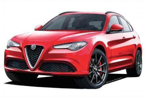 Alfa Romeo Stelvio tagliando assistenza officina roma