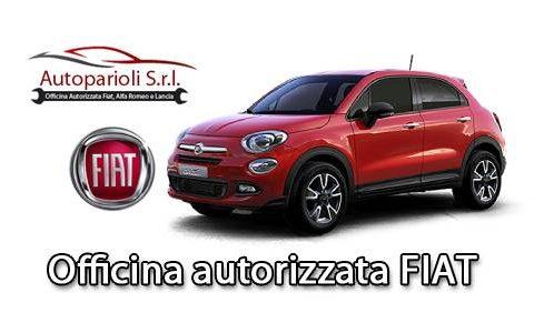 Officina autorizzata Centro Assistenza Fiat Roma