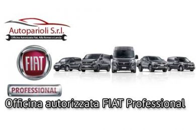 Officina Fiat Professional Roma | Centro Assistenza Autorizzato | Tagliando | Revisioni | Garanzia