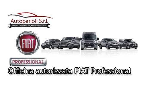 Officina autorizzata Centro Assistenza FIAT Professional Roma